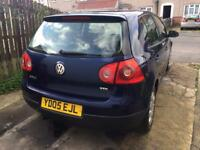 MK5 VW Golf 1.9 Manual Diesel