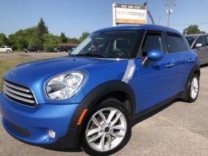 2012 Mini Cooper Countryman Auto with Panorama Roof, Leather,...