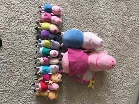 Peppa pig collection x13