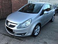 Vauxhall Corsa 1.2 i 16v SXi 3dr - 2008, 12 Months MOT, Service History, 1 Former Keeper, x2 Keys!