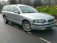 2003 VOLVO V70 D5 SE 2.4D AWD/4x4 ESTATE**AUTOMATIC**LEATHER*SUNROOF*H/SEATS*#V50