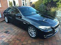 BMW 520d 2013 AUTOMATIC+SATNAV+LEATHER