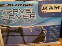 RAM Wheeled Golf Travel Cover