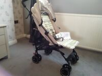 Brand new Mothercare pushchair