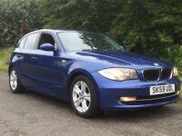 2009 BMW 116 DIESEL FULL YEARS MOT £30 ROAD TAX