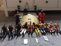 WWE figure bundle