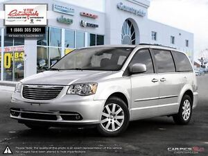 2012 Chrysler Town & Country Touring *LEATHER, DUAL DVD & MORE*