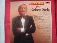 LP - JAMES LAST PLAYS ROBERT STOLZ - see description