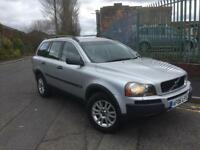 volvo xc90 s d5 auto 2006 automatic diesel mpv px swap 7 SEATER