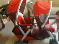 Chicco tandem buggy **** reduced