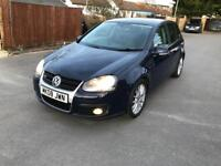 2008 VW GOLF GT TDI, 12 MONTHS MOT, LOW MILEAGE