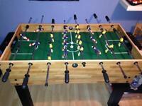 Football Table/ Pool Table