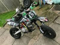 M2R 160 PITBIKE / SUPER MOTO