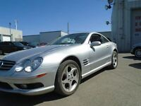 2005 Mercedes-Benz SL-Class SL500 CARPROOF CLEAN
