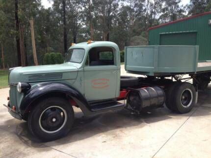 Vintage Ford Prime Mover - 1940 Series