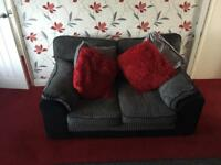 3+2 material sofas