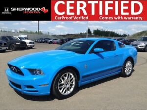2014 Ford Mustang V6 PREMIUM| BLUETOOTH| HOMELINK| HEATED SEATS