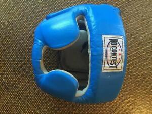 No Contest boxing head gear
