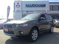 2012 Mitsubishi Outlander LS Touring PKG - AWC, Sunroof, Backup