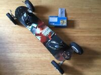 MBS core 95 Mountainboard/Kiteboard & V5 Brake kit (all unused)