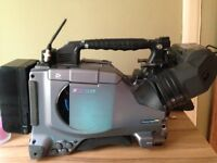 EXCELLENT CONDITION Sony PDW-510 XDCAM Camcorder and accessories