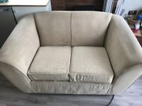 2 Piece Fabric Sofa
