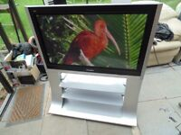 Panasonic Viera 37 inch HD Plasma TV ★ Inc Factory Floor Stand and Remote ★ Very Good Condition ★