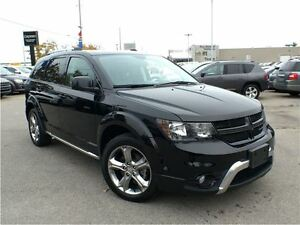 2016 Dodge Journey CROSSROAD AWD**LEATHER**NAVIGATION**BLUETOOTH