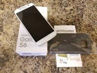 Samsung Galaxy S6 mobile phone 32gb unlocked