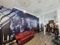 Salon Chair To Rent in Byres Rd West End in Premier Location