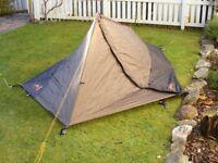 GoLite Single skin backpacking tent