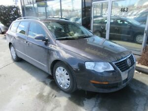 2009 Volkswagen Passat 2.0T WAGON WITH LEATHER