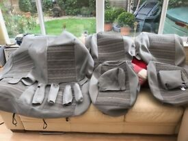 VW CALIFORNIA T5 seat covers