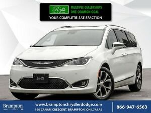 2017 Chrysler Pacifica LIMITED | EX CHRYSLER COMPANY DEMO |