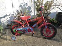 "Apollo Firechief bike - 12"" wheel"