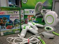 LEAP FROG TV KIDS CONSOLE