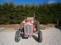 MF 35 TRACTOR