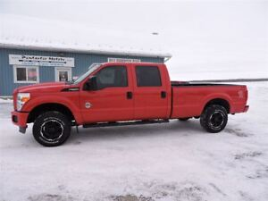 2015 Ford F-250 XL,DIESEL,CREW,LONG,4X4