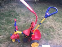 Little Tikes 4in1 Trike good condition