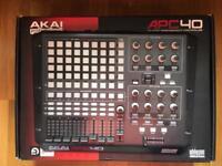 Akai professional APC40 ableton controller
