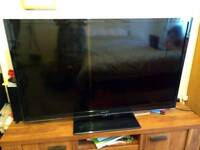 "Panasonic 50"" Flatscreen TV"
