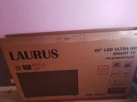 65inch 4k ultra hd smart tv