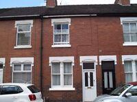 HARTSHILL, Coronation Road, Stoke-on-Trent, 2 Bed Terrace, House Share