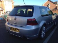 Volkswagen Golf r32 £6295