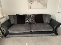 Large 3/4 seater settee