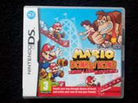 Mario vs donkey Kong ds game for sale