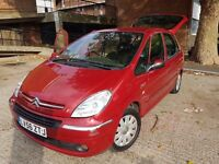 2006 citreon xsara picasso automatic,1 former owner ,2 KEYS.SERVICE HISTORY.