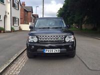 Land Rover Discovery 4 3.0 SD V6 GS 5dr
