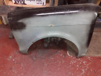 Classic parts -1963 Wolseley 1500 used o/s front wing