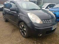 NISSAN NOTE SE 1.4 PETROL WITH MOT